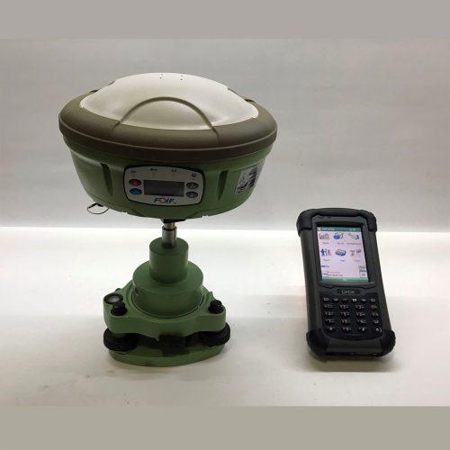 2. El FOİFA30 + GETAC GPS/GNSS Set