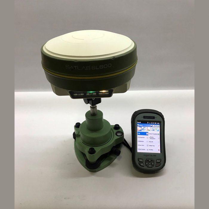 2. El Satlab SL600 + SL55 GPS/GNSS Set