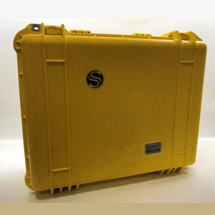 2. El Stonex S9 + Getac PS535F GPS/GNSS Set