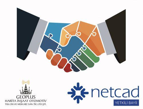 NETCAD ve GeoPlus İşbirliği
